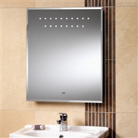 Amazon Mirror With Integrated LED Lights