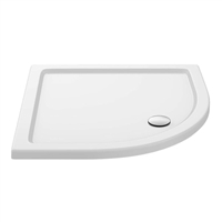 900 x 900 x 40mm Quadrant Shower Tray