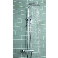 Marco Oval Rigid Riser Shower