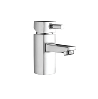 Forme Mono Basin Mixer With Push Waste