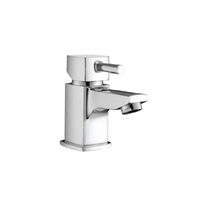 Forme Mini Mono Basin Mixer With Push Waste