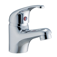 Tidy Mono Basin Mixer With Push Waste 40mm