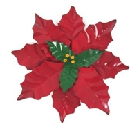 61-065 - Wall Poinsettia - H14 LAA