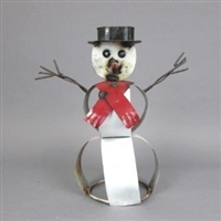 61-069 - Snowman with Wire Arms / G3