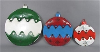 61-173 - Christmas Ornaments / G4 - ISR