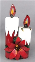 61-189 - Christmas Candles / G5 HEG