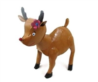 61-235 - Reindeer with Flower - MIP