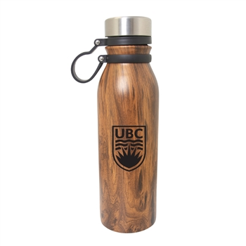 Brisbane Bottle - 20 oz. Wood