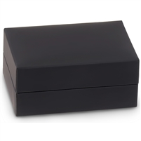 Leatherette Cufflink Display