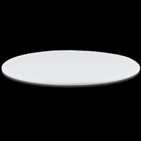 White Leatherette Tray