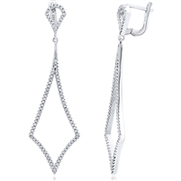 Silver Dangle Earrings