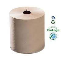 Natural Hand Towel Roll for Dispenser Tork Universal