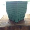Molded Fiber Berry Basket Quart