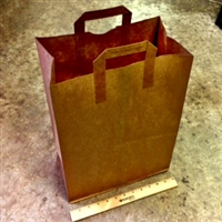 Large Kraft Handle Paper Bag