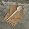 "StalkMarket Compostable 6.5"" Spoon - Heavy Duty"