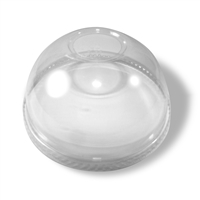 EcoSource PET Clear Cold Cup Dome Lid