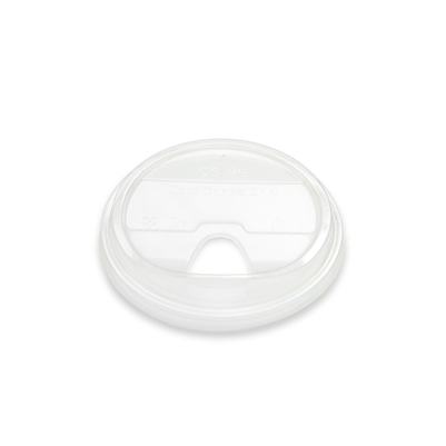 PET Clear Cold Cup Sippy Lid