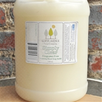 Glenn Ave Foaming Hand Soap 1 Gallon