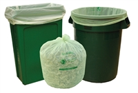 Compostable Natur-Bag 33 Gallon Trash Can Liner