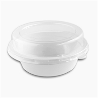 StalkMarket PET Dome Lid for 16 oz Bagasse Bowl
