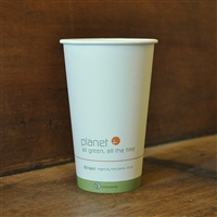 Planet+ Compostable Hot Cup 16 oz