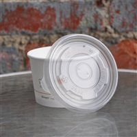Planet+ Plastic Food Container Lid 8 oz