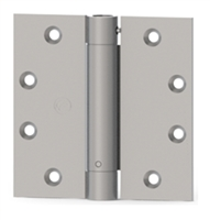 Hager 079571  Ec1105,  4-1/2 X 4-1/2 Steel Full Mortise Standard Weight Spring Hinge In Usp Prime Coat Paint Box Of 3
