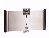 ADH Select Ada Pocket Door Pull In 630 Satin Stainless Steel Finish