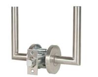 Trimco 1074 Series ADA Barn Door Locks by Automatic Door and