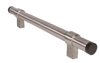 "Trimco 1185Sss-30E-1In.630 - Adj&Conf Pull Ss 30"".50""None, Satin Stainless Steel"