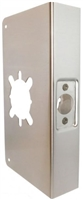 "Don Jo 12-2-Cw-Us10B, For Cylindrical Door Lock W/2-1/8"", Us10B Finish"