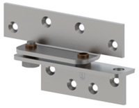 Hager 121571 - 253 - Full Surface Reinforcing Pivot For 4-1/2 In Wide Hinges, Non Handed, Us2c