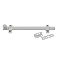 "Deltana 12Ssb32D - 12"" Hd Security Bolt - Us32D Stainless Steel Finish"