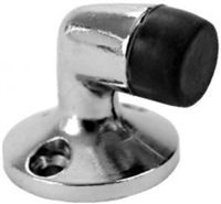 "Don Jo 1430-605, 2"" Floor Stop, 605 Finish"