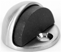 Don Jo 1440-605, Low Dome Stop, 605 Finish