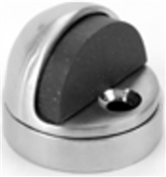 "Don Jo 1445-605, Floor Stop, 1-1/2"" Height, 605 Finish"