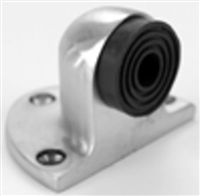 "Don Jo 1448-605, Door Stop, 1-5/8"" Height, 605 Finish"
