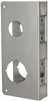 "Don Jo 154-Cw-S, For Combination Lockset With 1 1/2"" Hide, S Finish"