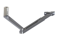 Hager 162515, 2-659-0153 8400 Series Automatic Door Opener Push Side Standard Arm With 35Mm Spindle, Aluminum