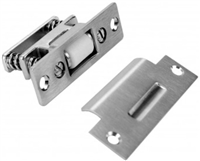 "Don Jo 1704-605, 3-3/8"" X 1"" Latch, 605 Finish"