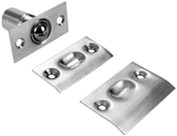 "Don Jo 1712-605, 2-1/8"" Ball Latch, 605 Finish"