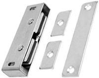 Don Jo 1722-605, Medium Duty Magnetic Catch, 605 Finish