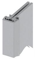 "Roton 184001, 780-112 Concealed Leaf, Continuous Geared Hinge, 83"", Clear Finish (Lifetime Warranty)"