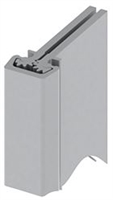 "Roton 184038, 780-112Hd Concealed Leaf, Heavy Duty, Continuous Geared Hinge, 119"", Clear Finish (Lifetime Warranty)"