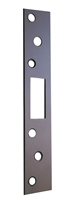 "Don Jo 2-SDS-8-SL, 8"" x 1-3/8"" Security Strike For Key-In-Knob, Silver Coated"