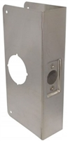 Don Jo 200-Cw-S, For Thicker Doors, S Finish