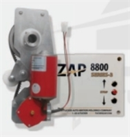 "Zap 200.1310.00, 8825-3-C, 115/230V Controller, Motor With 5"" Pulley, Mounting Hardware"