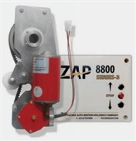 "Zap 200.1311.00, 8825-3-D, 115/230V Controller, Motor With 6"" Pulley, Mounting Hardware"