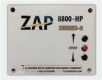Zap 200.1314.00, 8800-3-Hp-Pb 115Vac/230Vac Complete Replacement Controller With Hinged 3 Button Case Lid For All 8800-Hp Series 3 Operators