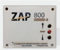 Zap 200.1315.00, 800-3-Pb 115Vac/230Vac Complete Replacement Controller With Hinged 3 Button Case Lid For All 800 3 Series Operators